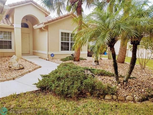 4740 NW 75th St, Coconut Creek, FL 33073 (MLS #F10266102) :: Berkshire Hathaway HomeServices EWM Realty