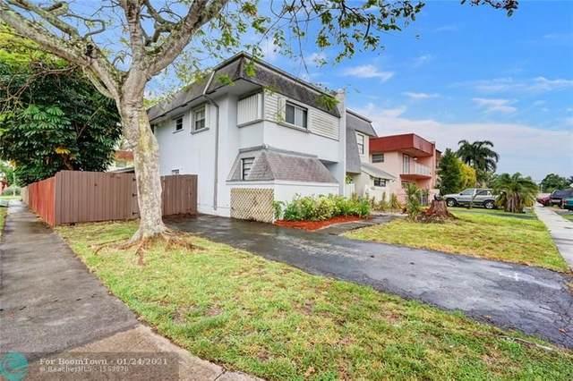 8002 Forest Blvd, North Lauderdale, FL 33068 (#F10266171) :: Posh Properties