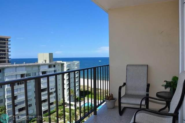 1900 S Ocean Blvd 10J, Pompano Beach, FL 33062 (#F10266228) :: The Power of 2 | Century 21 Tenace Realty