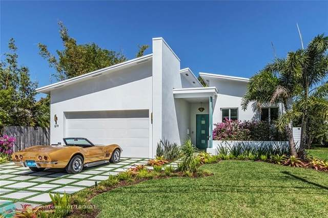619 NE 21st Ct, Wilton Manors, FL 33305 (MLS #F10266239) :: Miami Villa Group