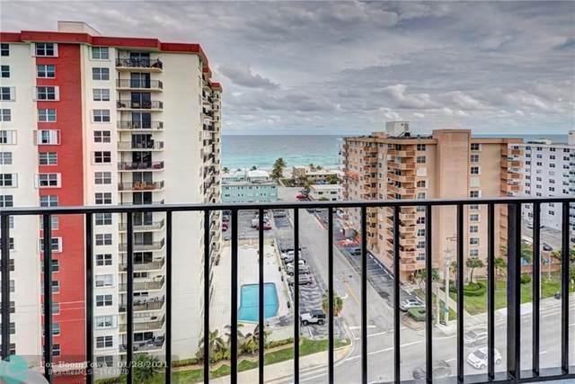 1400 S Ocean Dr #1201, Hollywood, FL 33019 (MLS #F10266525) :: Green Realty Properties