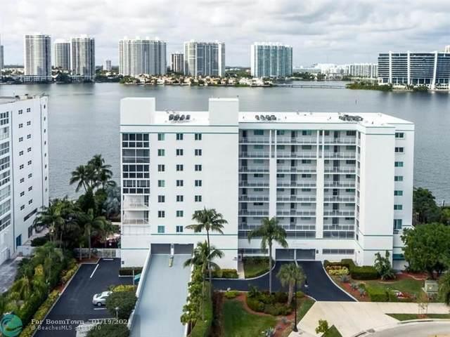 17800 N Bay Rd #301, Sunny Isles Beach, FL 33160 (MLS #F10266549) :: Patty Accorto Team