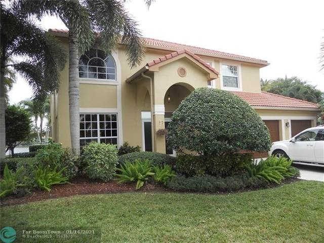 910 SW 174th Ter, Pembroke Pines, FL 33029 (MLS #F10266625) :: Miami Villa Group
