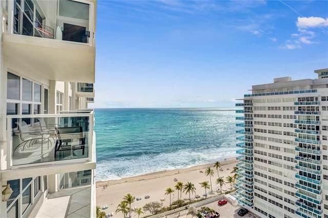 3500 Galt Ocean Dr #1504, Fort Lauderdale, FL 33308 (#F10266722) :: Baron Real Estate