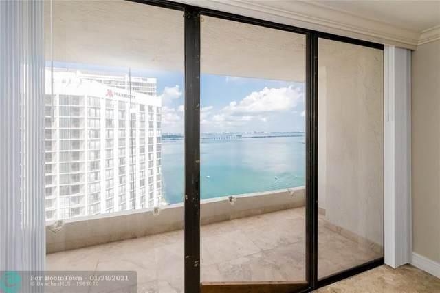 555 NE 15th St 30D, Miami, FL 33132 (#F10266908) :: Posh Properties