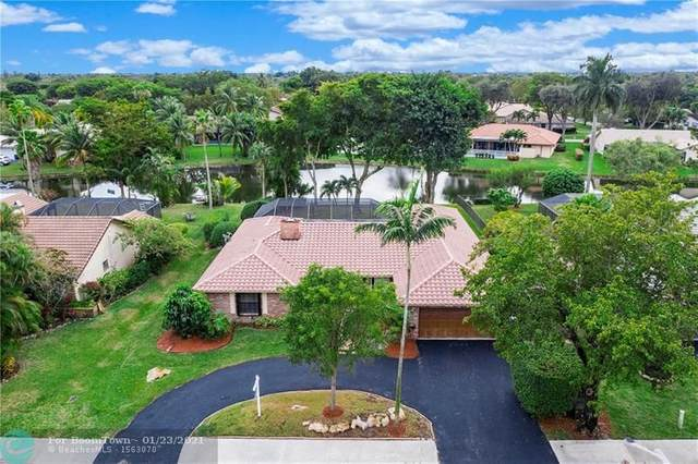 11162 Lakeview Dr, Coral Springs, FL 33071 (MLS #F10266914) :: Berkshire Hathaway HomeServices EWM Realty