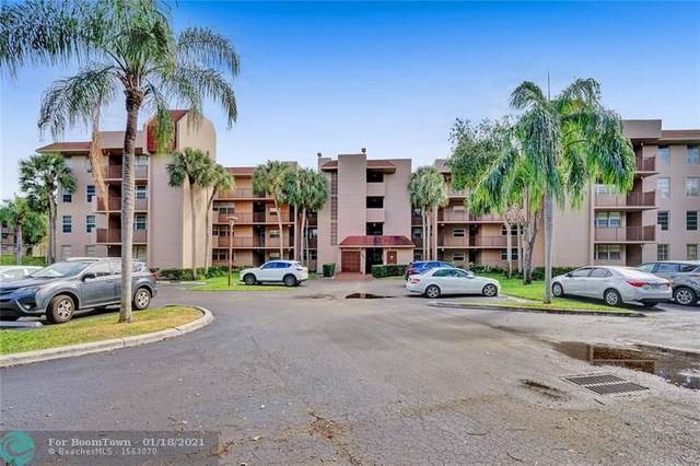1830 Sabal Palm Dr #103, Davie, FL 33324 (MLS #F10266960) :: United Realty Group