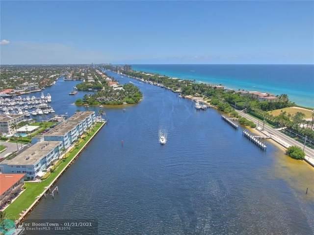2758 NE 30th Ave 3B, Lighthouse Point, FL 33064 (MLS #F10267014) :: Castelli Real Estate Services