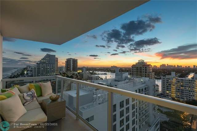 209 N Fort Lauderdale Beach Blvd Ph-C, Fort Lauderdale, FL 33304 (MLS #F10267095) :: Castelli Real Estate Services
