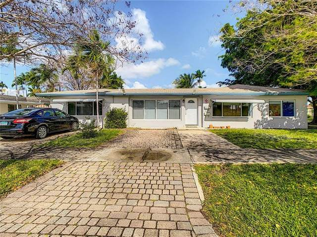 729 NE 6 Street, #1-3, Hallandale Beach, FL 33009 (#F10267169) :: Posh Properties