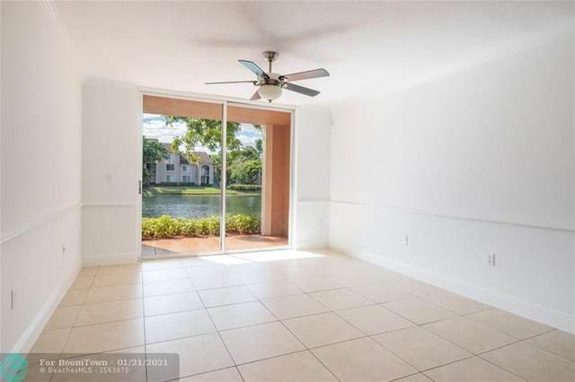 12166 Saint Andrews Pl #106, Miramar, FL 33025 (MLS #F10267228) :: Green Realty Properties