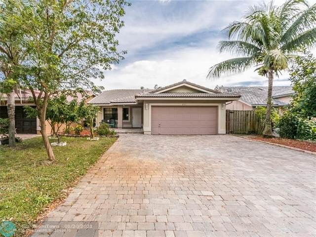 2511 NW 95th Ave, Coral Springs, FL 33065 (MLS #F10267284) :: THE BANNON GROUP at RE/MAX CONSULTANTS REALTY I