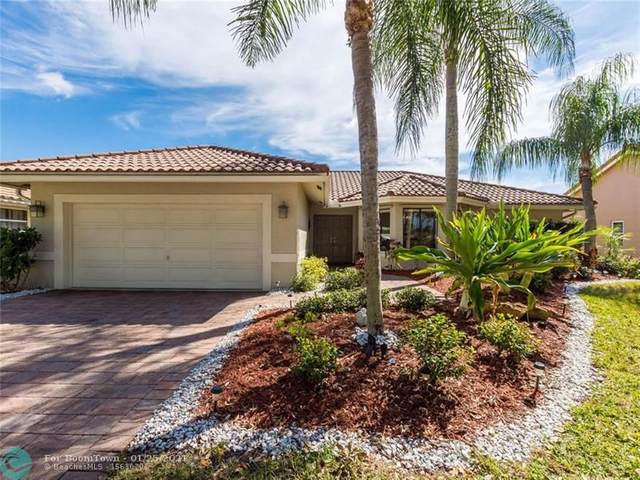 1142 NW Waterview Ln, Weston, FL 33326 (MLS #F10267348) :: The Howland Group