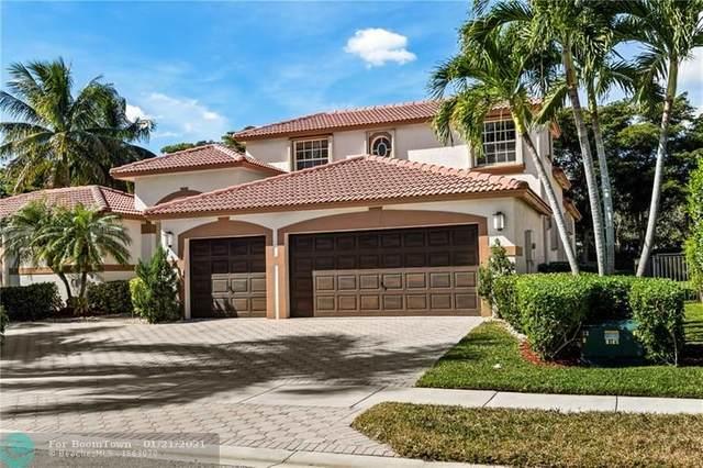 2507 Montclaire Cir, Weston, FL 33327 (MLS #F10267375) :: Castelli Real Estate Services
