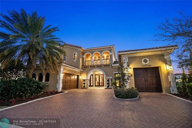 10006 Rosewood St, Parkland, FL 33076 (#F10267556) :: Signature International Real Estate