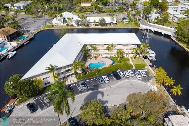 535 Hendricks Isle #105, Fort Lauderdale, FL 33301 (#F10267628) :: Ryan Jennings Group