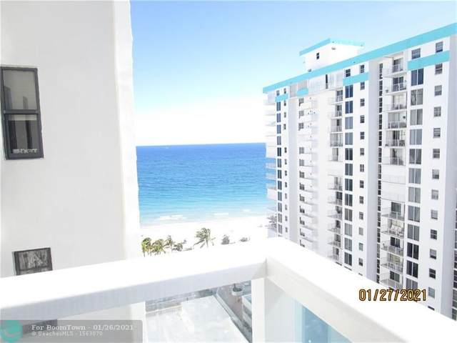 1000 S Ocean Blvd 15F, Pompano Beach, FL 33062 (MLS #F10267747) :: Green Realty Properties