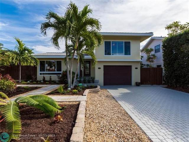 1724 Coral Gardens Dr, Wilton Manors, FL 33334 (MLS #F10267763) :: Castelli Real Estate Services
