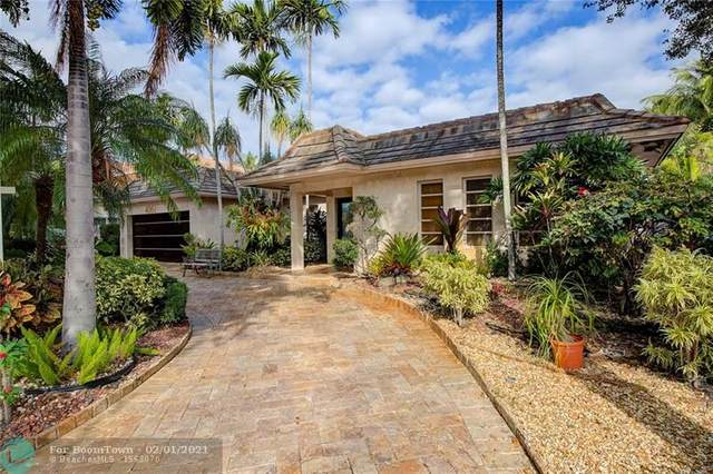 4061 N 41st St, Hollywood, FL 33021 (MLS #F10267778) :: The Howland Group