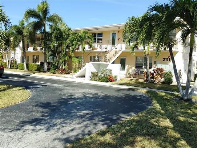 2111 NE 56th St #110, Fort Lauderdale, FL 33308 (#F10267832) :: Baron Real Estate