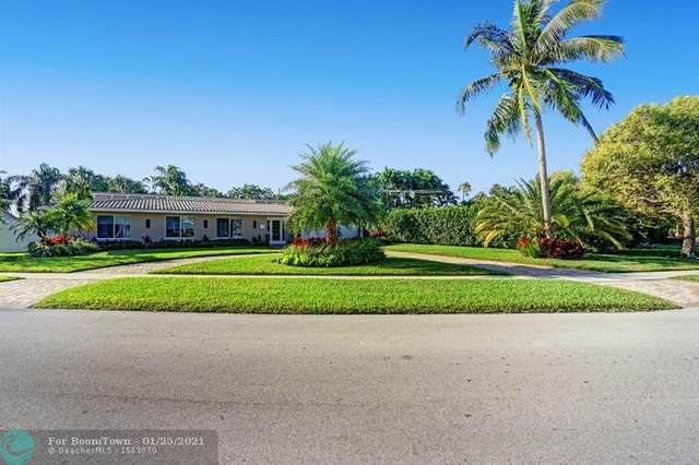 2520 NE 50th St, Lighthouse Point, FL 33064 (MLS #F10267843) :: Castelli Real Estate Services