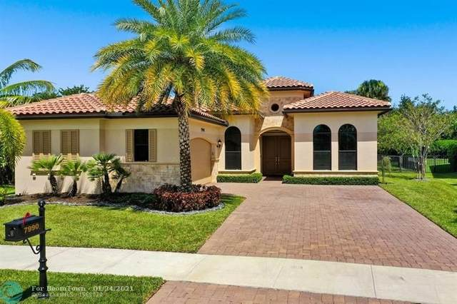 7990 NW 112th Ter, Parkland, FL 33076 (MLS #F10267853) :: United Realty Group