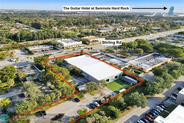6950 Stirling Rd, Hollywood, FL 33024 (MLS #F10267943) :: Castelli Real Estate Services