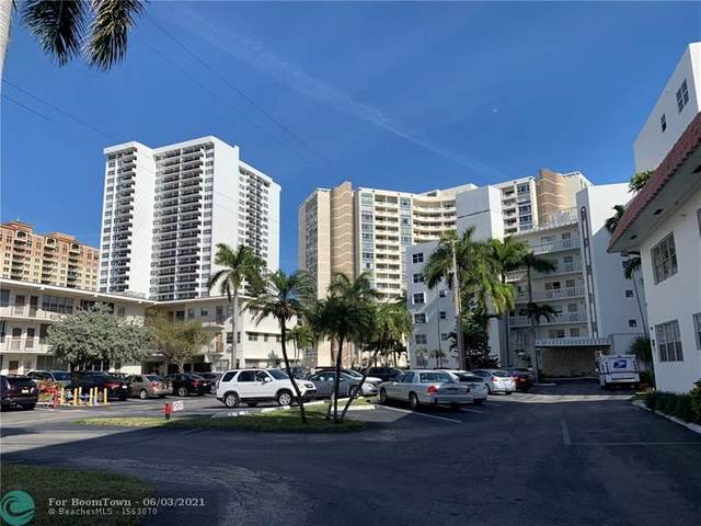 3181 S Ocean Dr #107, Hallandale Beach, FL 33009 (#F10267988) :: Michael Kaufman Real Estate