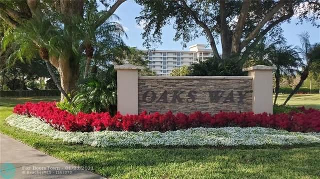 3510 Oaks Way #1003, Pompano Beach, FL 33069 (MLS #F10268042) :: Castelli Real Estate Services
