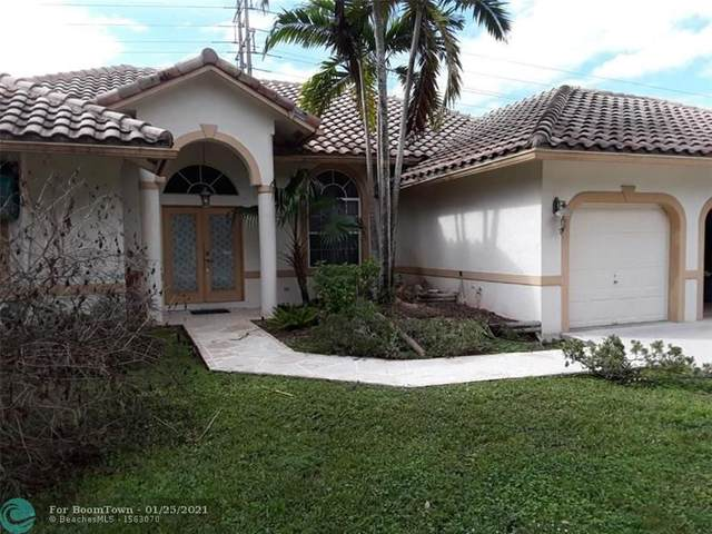 2701 SW 156th Ave, Davie, FL 33331 (MLS #F10268080) :: Green Realty Properties