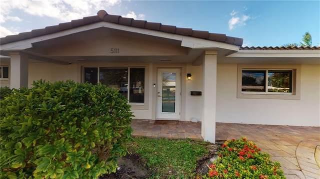 5111 NE 27th Ter, Lighthouse Point, FL 33064 (#F10268136) :: Signature International Real Estate