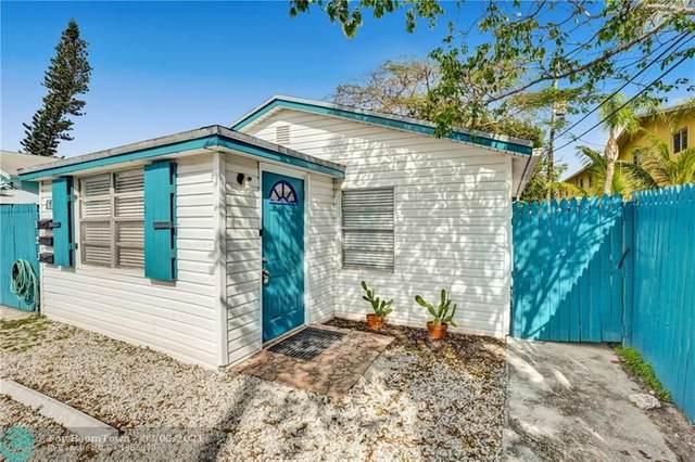 611 NE 27th St, Wilton Manors, FL 33334 (#F10268145) :: Posh Properties