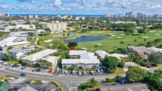 4812 NE 23rd Ave #6, Fort Lauderdale, FL 33308 (MLS #F10268199) :: Laurie Finkelstein Reader Team