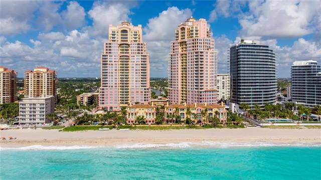 2100 N Ocean Blvd 19B, Fort Lauderdale, FL 33305 (#F10268216) :: Realty One Group ENGAGE