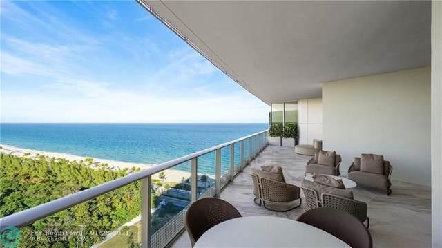701 N Fort Lauderdale Beach Blvd #1604, Fort Lauderdale, FL 33304 (#F10268229) :: The Rizzuto Woodman Team