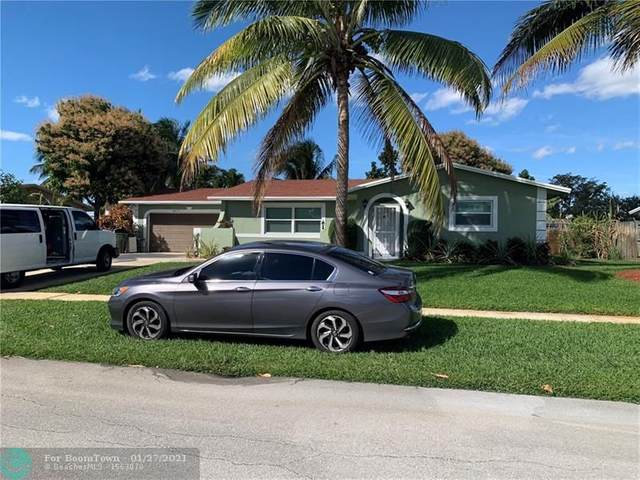 4111 Edgewood Dr, Coconut Creek, FL 33066 (MLS #F10268399) :: Castelli Real Estate Services