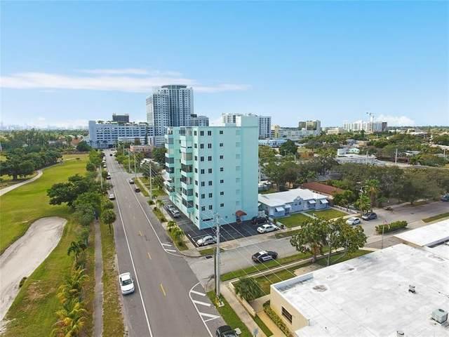 1700 Pierce St #404, Hollywood, FL 33020 (#F10268401) :: Posh Properties