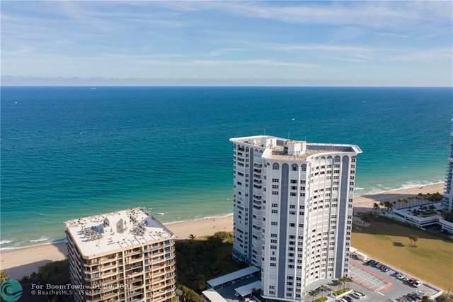 1340 S Ocean Blvd #2209, Pompano Beach, FL 33062 (MLS #F10268487) :: Green Realty Properties