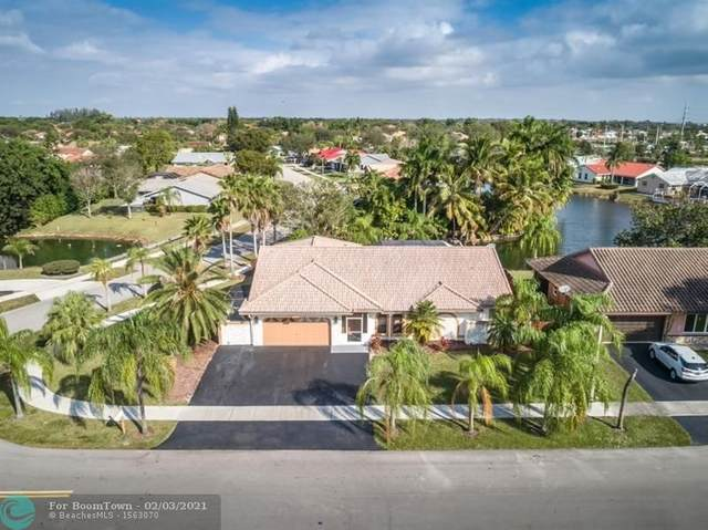 7399 NW 22nd Place, Margate, FL 33063 (MLS #F10268515) :: Green Realty Properties