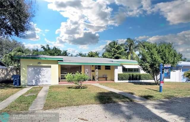 1713 NE 28th St, Wilton Manors, FL 33334 (MLS #F10268635) :: Laurie Finkelstein Reader Team