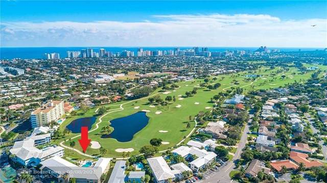 4836 NE 23rd Ave #14, Fort Lauderdale, FL 33308 (#F10268701) :: Posh Properties