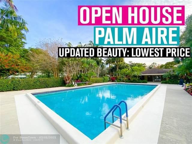903 Cypress Grove Dr #204, Pompano Beach, FL 33069 (#F10268839) :: Signature International Real Estate