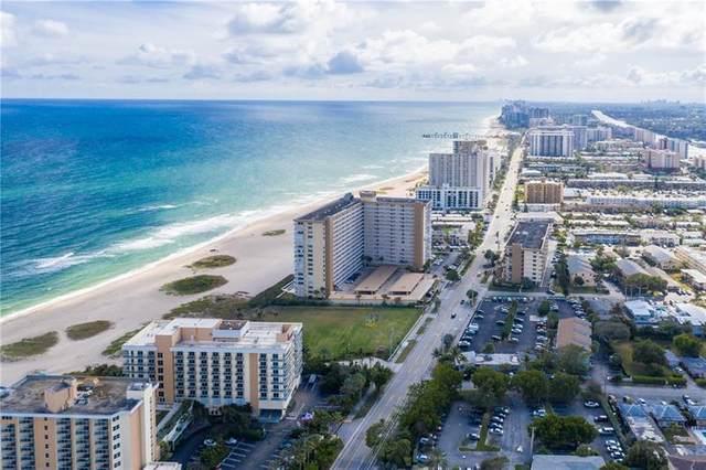 1012 N Ocean Blvd #212, Pompano Beach, FL 33062 (MLS #F10268891) :: Green Realty Properties