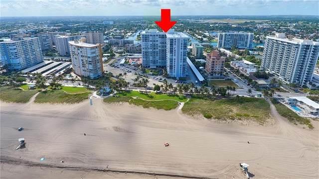 405 N Ocean Blvd #1905, Pompano Beach, FL 33062 (MLS #F10268929) :: Green Realty Properties