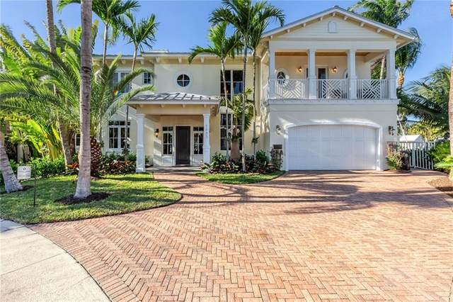 1337 Avocado Isle, Fort Lauderdale, FL 33315 (MLS #F10268958) :: Castelli Real Estate Services