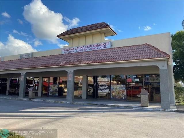 636 S State Rd 7, Margate, FL 33068 (#F10268971) :: Heather Towe | Keller Williams Jupiter