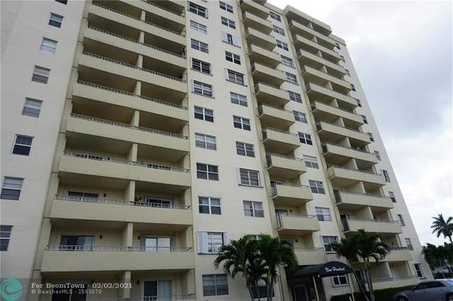 900 NE 18th Ave #1405, Fort Lauderdale, FL 33304 (MLS #F10269067) :: The Howland Group