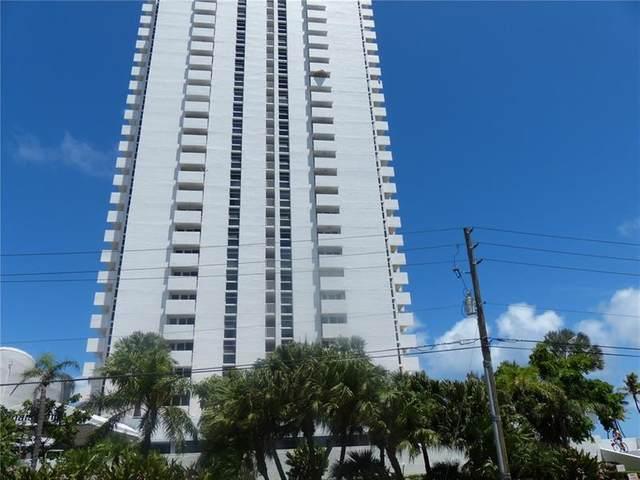 1370 S Ocean Blvd #1405, Pompano Beach, FL 33062 (#F10269105) :: Signature International Real Estate