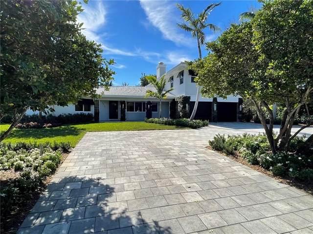 2516 NE 13th St, Fort Lauderdale, FL 33304 (#F10269116) :: Posh Properties