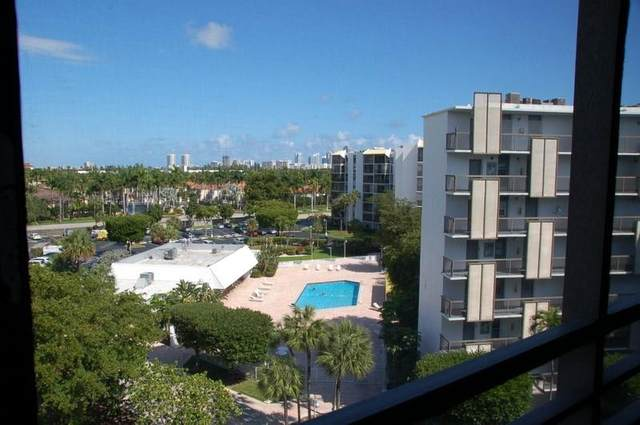 20400 W Country Club Dr #716, Aventura, FL 33180 (MLS #F10269308) :: Green Realty Properties